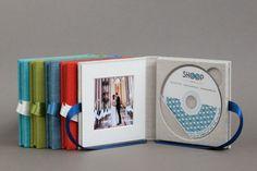 Pack of 3 Dvd folio cases DVD folio case Dvd/Cd/USB by ShoopDeko