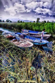 eğirdir gölü-ısparta