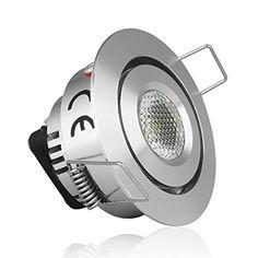 Lighting EVER 1 Watt LED Downlights, 12 Volt Low Voltage, Recessed Lighting, Warm White Lighting EVER http://www.amazon.com/dp/B004BLKZ8Q/ref=cm_sw_r_pi_dp_QB1-tb1WPTS2X