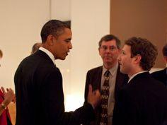 Foto: Zuckerberg kritisiert US Regierung wegen Online Spionage