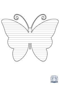 Fluture dictando
