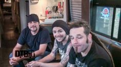 The rock band, Saliva, talks about their preshow rituals!