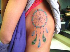 My dream catcher tattoo <3