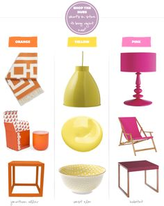 Bright.Bazaar: Spring's New Colour Palette