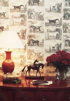 Gilpin Horses wallpaper