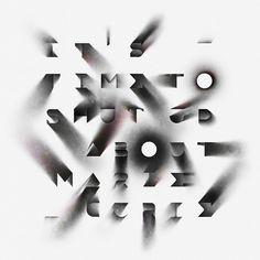 Wired — Typographic Illustration on Behance