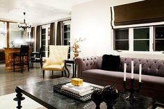 Palm Condominium by Melody Interior Design