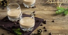 cz - On-line kuchařka - fotografie 3 Aperol, Gourmet Gifts, Yummy Drinks, Glass Of Milk, Whisky, Panna Cotta, Ethnic Recipes, Saint Patrick, Irish Moss