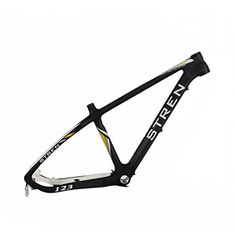 "Stren B115 Carbon Mountain Bike Frame 26"" MTB Frame - Ud Matt Yellow 15"" Wiel Cycling http://www.amazon.com/dp/B00YBG4QE0/ref=cm_sw_r_pi_dp_KCGTvb1R34ZF7"