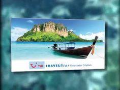 TUI TRAVELStar Reisecenter Cityblick TUI Sommer