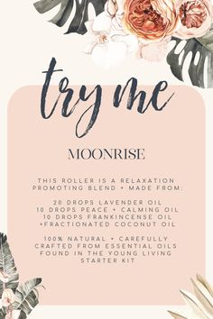 Young Living Oils, Young Living Essential Oils, Essential Oil Blends, Roller Bottle Recipes, Calming Oils, Perfume Recipes, Essential Oil Perfume, Perfume Oils, Therapeutic Grade Essential Oils