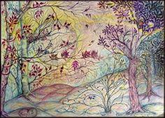 November éji szelek My Drawings, November, Painting, Art, Craft Art, Paintings, Kunst, Gcse Art, Draw