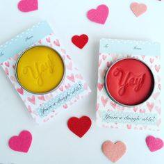 ZDough Valentines make the perfect sugar-free treat for the holiday! Order now with code LITTLELOVE for 10% off during the month of January
