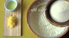 How to Make Baked Lemon Cheesecake
