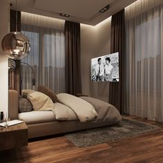 Loft is All You Need – Loft Apartment designed by Arixavol – Loft İdeas 2020 Bedroom Bed Design, Bedroom Loft, Elegant Home Decor, Elegant Homes, Dream Apartment, Apartment Design, Architectural Design House Plans, Interior Architecture, Interior Design