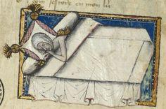 Guillaume de Deguilleville: A Pilgrimage of Life  Author: Guillaume de Deguilleville. Text by  Date of publication: 1401-1500