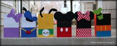 Mickey Mouse Club House Party Goody Bags