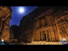 CANALIZAÇÃO - Kryon - Petra (Jordânia)