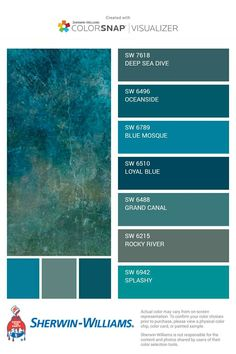 Paint Color Schemes Wall Colors Stain Shade Card Booth