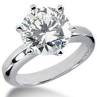 Solitär Diamantringe günstig und versandkostenfrei bei www.juwelierhausabt.de bestellen. Z.B. Ein 0.50 Karat Solitär Diamantring in 585er Gold bereits ab 1299.00 Euro