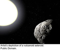 This Month in Astronomical History: Relativity and Vulcan's Vanishing Act   American Astronomical Society