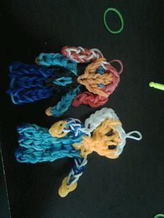 Rainbow Loom Mustache Rainbow Loom Pinterest Rainbow