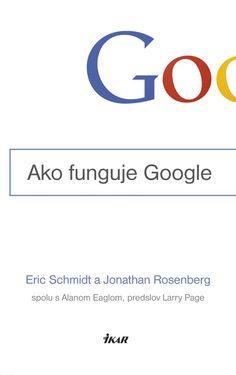 V dnešnej rýchlej dobe môžete v podnikaní uspieť len tak, že prilákate šikovných a kreatívnych ľudí a vytvoríte pre nich prostredie, v ktorom môžu vyniknúť a rásť.  Viac: http://www.bux.sk/knihy/218622-ako-funguje-google.html