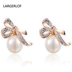 Fashion Women Pearl Earrings Trendy earings fashion jewelry Women Earrings Style