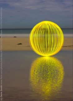 83 - Ball of Light Mandala by Denis Smith