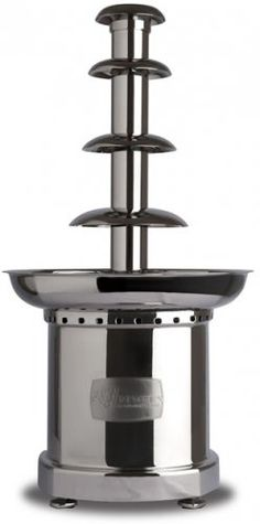 "Professional SQ2 30"" Chocolate Fountain - Ideal for Buffets, Coffee shops and parties of up to 80 people."