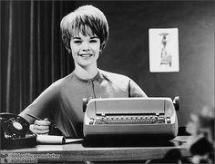 1960's typewriting - Google zoeken