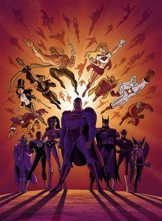 Justice League Unlimited (Team) - Comic Vine