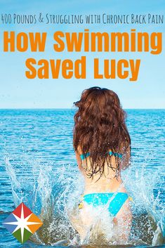 Swimming saved Lucy from herself--she learned to love the workout and shed massive pounds in the process! Find fitness inspiration from Lucy for yourself.