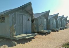 Beautiful beach cottages in the Cape Columbine Nature Reserve. Travel Info, Nature Reserve, Beach Cottages, Beautiful Beaches, West Coast, Cosy, Travel Destinations, Places To Visit, Shed