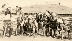 Wolf dancers (Arapaho), 1923   Flickr - Photo Sharing!
