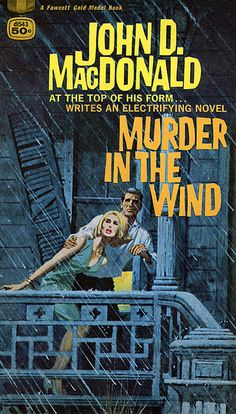 Murder in the Wind   par McClaverty