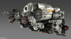 Nuthin' But Mech: Submersible Mech