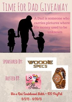Enter to #win the Time for Dad #Giveaway - Ends 6/20 - Davids DIY