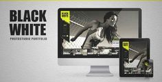Download and review of Black&White - Responsive Photo Portfolio, one of the best Themeforest Creatives themes {Download & review at|Review and download at} {|-> }http://best-wordpress-theme.net/blackwhite-responsive-photo-portfolio-download-review/