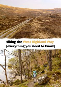 Hiking the West Highland Way in Scotland, everything you need to know Scotland Hiking, West Highland Way, North Europe, City Break, Outdoor Travel, Glasgow, Need To Know, Travel Tips, Road Trip