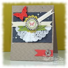 Collage Curios Stamp Set by Stampin Up