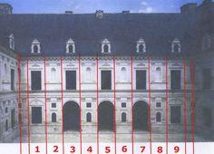 Le chateau d'Ancy le Franc, 1546