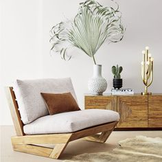 idea for garden chair /golden oasis. Cactus blooms to life as a modern brass table lamp with vintage vibes. Borrowed from Fred Segal's design archives, we love its organic yet sculptural lines. Pallet Furniture, Furniture Projects, Living Room Furniture, Furniture Design, Antique Furniture, Cheap Furniture, Diy Furniture Modern, Furniture Dolly, Furniture Stores