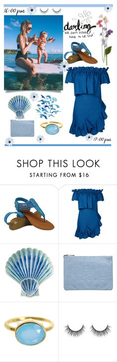 """""""Happy Days"""" by alongcametwiggy ❤ liked on Polyvore featuring Goen.J, Juliska and Miss Selfridge"""