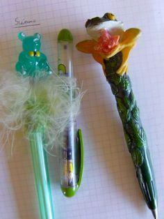 Les stylos :)