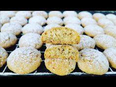 Cele mai bune fursecuri cu nuca fara gluten si fara praf de copt | Galle... Sin Gluten, Gluten Free, Vanilla Flavoring, Mai, Biscotti, Deserts, Bread, Make It Yourself, Facebook