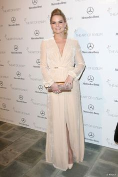 Jennifer Morrison au Art Elysium Heaven Gala, le 11 janvier 2014 à Los Angeles