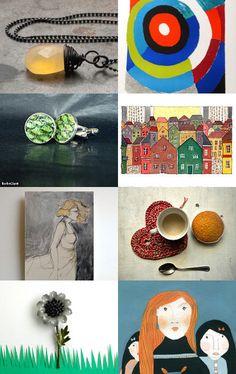 Art Circle by talma vardi on Etsy--Pinned with TreasuryPin.com