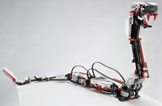 How much do I want this...Robotic Lego you control with your Smartphone