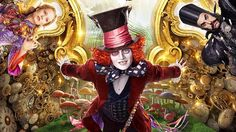 """ALICE THROUGH THE LOOKING GLASS — PSA: Tim Burton did not direct this. Just so we don't have a repeat of The Nightmare Before Christmas """"fans""""… — From the director of 2011's The Muppets, Muppets Most Wanted, and various episodes of Flight Of The..."""